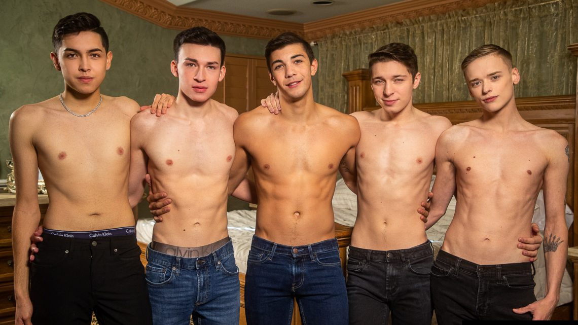 Boys of the day